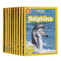 【中商原版】国家地理自然与生物L2National Geographic Kids Reade10册