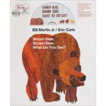 Brown Bear, Brown Bear, What Do You See Book + CD棕色的熊、棕色的熊,