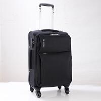 牛津布箱子新品行李箱拉杆箱男女2420寸帆布密码箱旅行箱软箱万向轮