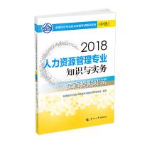 经济师中级2019 人力资源管理专业知识与实务教材(中级)全真模拟测试(教辅图书2019考试适用)
