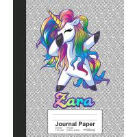 【预订】Journal Paper: ZARA Unicorn Rainbow Notebook