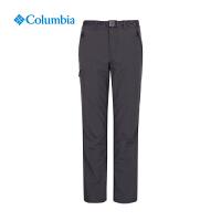 【Outlets】Columbia哥伦比亚户外女裤防水加厚绒里保暖冲锋裤长裤PL8056