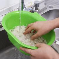 20191216195212973可挂式水槽沥水蔬果篮 淘米箩