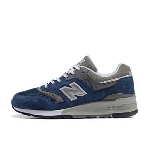 NB BaoBei 新百伦鞋业公司授权997情侣运动鞋休闲男鞋女士跑步鞋N字鞋