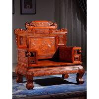 木沙发中式仿古全实木家具雕花整装客厅沙发套装