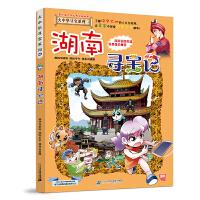 大中华寻宝系列16 湖南寻宝记