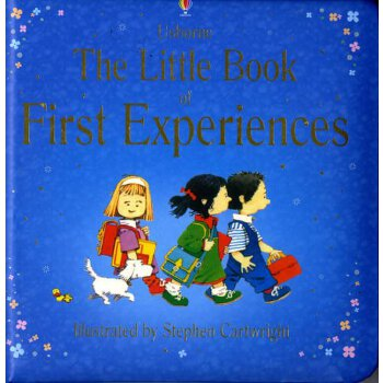 英文原版 The Little Book of First Experiences/Usborne次经历 小开本