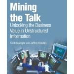 【预订】Mining the Talk: Unlocking the Business Value in Unstru