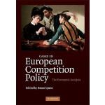 【预订】Cases in European Competition Policy: The Economic Anal
