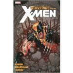 现货 Wolverine & the X-Men b
