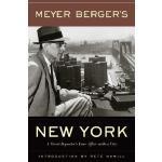 【预订】Meyer Berger's New York