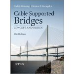 Cable Supported Bridges: Concept and Design [ISBN: 978-0470