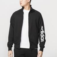 Adidas阿迪达斯 男装 2018新款运动休闲立领夹克外套CE8581