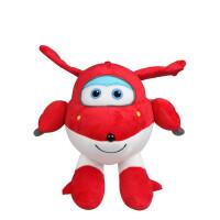 奥迪双钻超级飞侠毛绒玩具乐迪公仔卡通动漫创意玩偶抱枕女生礼物 超级飞侠公仔 小巧可爱,毛绒乐迪!