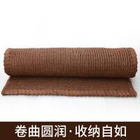 山棕床垫手工天然强护脊全山棕床垫头丝手工棕垫儿童床垫 3CM全棕丝无胶棕垫+无纺布+纯棉帆布总厚3CM 1