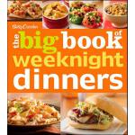 【预订】Betty Crocker the Big Book of Weeknight Dinners 9781118