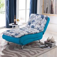 单人沙发躺椅 懒人沙发创意 休闲午休贵妃椅客厅可拆洗折叠沙发床