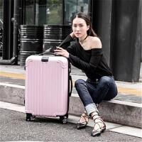 行李箱男拉杆箱密码箱女30寸28大号皮箱韩版学生24旅行箱26大容量 粉色 BJ 163 30寸 超大 慎拍