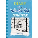 Diary of a Wimpy Kid #6: Cabin Fever 小屁孩日记6:幽闭症(美国版,平装)ISBN