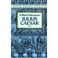 【预订】Julius Caesar 9780486268767