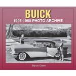 【预订】Buick 1946-1960 Photo Archive