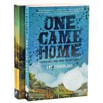 【中商原版】纽伯瑞 爱与成长系列2册 英文原版 One Came Home寻找阿加莎 Moon over Manife