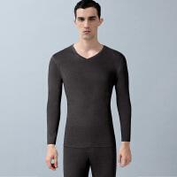 男士保暖内衣套装加厚加绒中厚自发热腈纶可外穿常规青年内衣