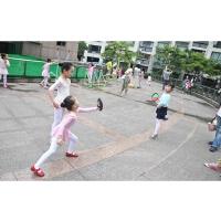 儿童手掌粘靶球拍抛接球吸盘球 亲子户外运动投掷粘球玩具