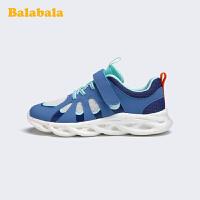 【2件4折价:106.4】巴拉巴拉官方童鞋鞋子儿童女男儿童运动鞋亲子夏季运动鞋