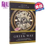 【中商原版】希腊精神 英文原版 The Greek Way Edith Hamilton W. W. Norton &