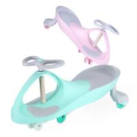 儿童扭扭车1-3岁静音轮溜溜车宝宝车万向轮滑行摇摆车小孩玩具车