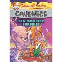 Sea Monster Surprise (Geronimo Stilton Cavemice #11) 老鼠记者:史前
