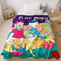 君别商场被子冬天单人婴儿盖毯新生儿毛毯儿童空调被婴幼宝宝豆豆毯幼儿园毛毯