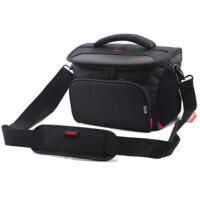 相机包单反相机包单肩防水摄影包700D 750D70D6d600D760D100D +腰带