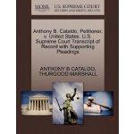 Anthony B. Cataldo, Petitioner, v. United States. U.S. Supr