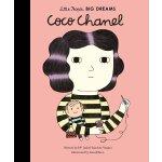 【现货】小女孩,大梦想:香奈儿 Coco Chanel 英文原版 精装绘本 名人传记 Little People, B