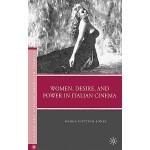 【预订】Women, Desire, and Power in Italian Cinema