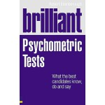 【预订】Brilliant Psychometric Tests: What the Best Candidates