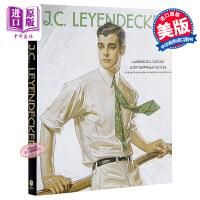 【中商原版】美国插画家J.C. Leyendecker 英文原版 J.C. Leyendecker American Imagist 艺术视野