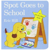 Spot Goes to School 9780723263609