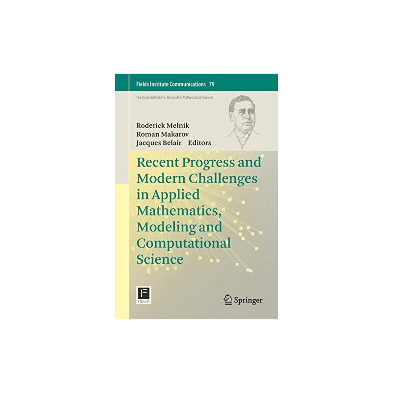 【预订】Recent Progress and Modern Challenges in Applied Mathematic... 9781493969685 美国库房发货,通常付款后3-5周到货!
