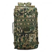 迷彩双肩包男女户外登山旅行防水背包军迷书包大容量行囊行李包袋