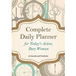 【预订】Complete Daily Planner for Today's Active, Busy Woman