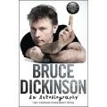 【中商原版】铁娘子乐队主唱布鲁斯 迪金森自传 英文原版 What Does This Button Do Bruce Dickinson 人物自传