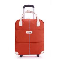 简便网红旅行包 容量拉杆包商务拖拉女士超出门软箱简约行李