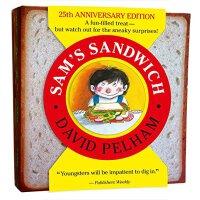 Sam's Sandwich 山姆的三明治 趣味翻翻书