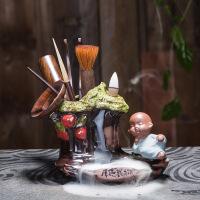 【家装节 夏季狂欢】茶道六君子家用黑檀木茶针茶勺镊子茶夹套装零配组合功夫茶具配件