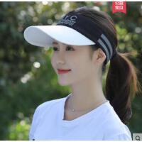 帽子女时尚韩版棒球帽百搭空顶帽潮人潮流鸭舌帽防晒街头
