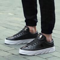 DAZED CONFUSED板鞋 男鞋男款休闲鞋新款潮流亮片鞋韩版英伦厚底增高鞋