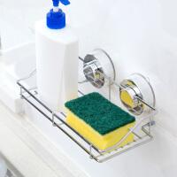 吸盘置物架卫生间用品吸壁式架子储物架浴室免打孔壁挂厨房收纳架